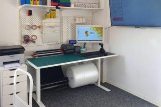 Jak samodzielnie zrobić profesjonalny stół do pakowania?, Blog Sellasist