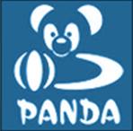 logotyp hurtowni Panda